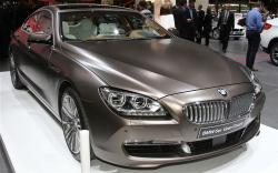 2014 BMW 6 Series Gran Coupe #10