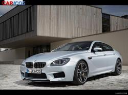 2014 BMW M6 Gran Coupe #11