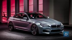 2014 BMW M6 Gran Coupe #12