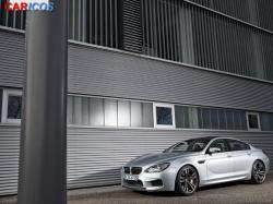 2014 BMW M6 Gran Coupe #4