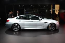 2014 BMW M6 Gran Coupe #7