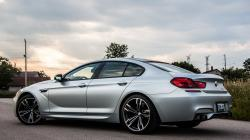 2014 BMW M6 Gran Coupe #9