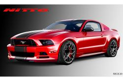 2014 Ford Mustang #12