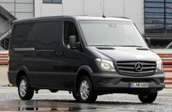 2014 Mercedes-Benz Sprinter details