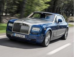 2014 Rolls-Royce Phantom Coupe #7