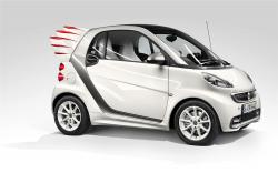 2014 smart fortwo #2