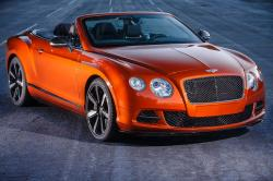 2014 Bentley Continental GT Speed Convertible #3