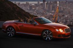 2014 Bentley Continental GT Speed Convertible #2