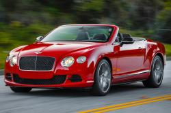 2014 Bentley Continental GT Speed Convertible #4