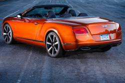 2014 Bentley Continental GT Speed Convertible #9