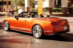 2014 Bentley Continental GT Speed Convertible #7