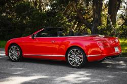 2014 Bentley Continental GT Speed Convertible #8