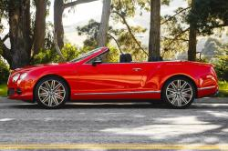 2014 Bentley Continental GT Speed Convertible #6