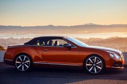 2014 Bentley Continental GT Speed Convertible #5