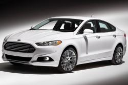 2014 Ford Fusion #3