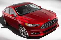 2014 Ford Fusion #6