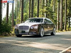 2015 Bentley Flying Spur #10