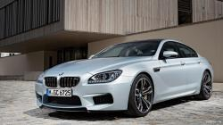 2015 BMW M6 Gran Coupe #16