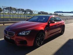 2015 BMW M6 Gran Coupe #13