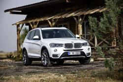 2015 BMW X3 Makes its Debut in  India