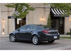2015 Buick Regal #9