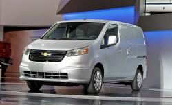 2015 Chevrolet City Express #2
