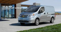 2015 Chevrolet City Express #7