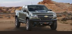 2015 Chevrolet Colorado #10