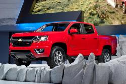 2015 Chevrolet Colorado #7