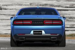 2015 Dodge Challenger- The Best Mix of Classic Modern Cars