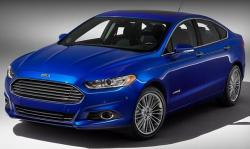 2015 Ford Fusion #7