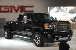 2015 GMC Sierra 3500HD #10