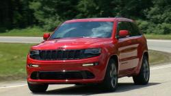 2015 Jeep Grand Cherokee SRT #2