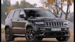 2015 Jeep Grand Cherokee SRT #4