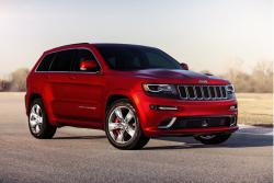 2015 Jeep Grand Cherokee SRT #5