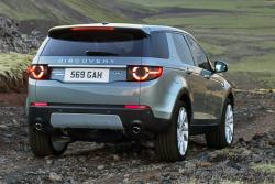 2015 Land Rover Discovery Sport #6