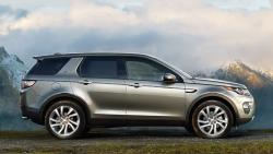 2015 Land Rover Discovery Sport #8