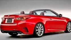 2015 Lexus IS 250 C #3