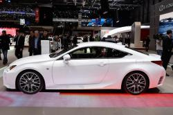 2015 Lexus IS 350 #9
