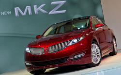 2015 Lincoln MKZ #8
