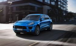 2015 Porsche Macan – The stylish utility vehicle