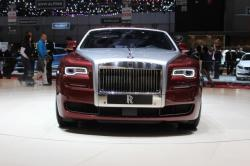 2015 Rolls-Royce Ghost Series II #4
