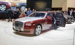 2015 Rolls-Royce Ghost Series II #5