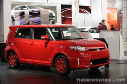 2015 Scion xB #10