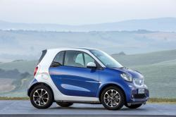 2015 smart fortwo #2