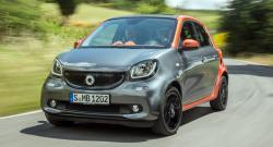 2015 smart fortwo #9