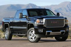 2015 GMC Sierra 3500HD #4