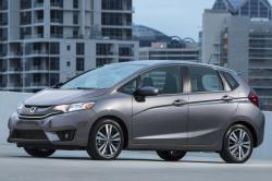 2015 Honda Fit EX-L 4dr H interior #7