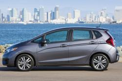 2015 Honda Fit EX-L 4dr H interior #8