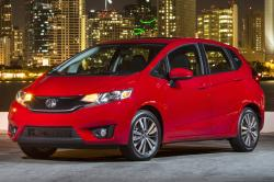 2015 Honda Fit EX-L 4dr H interior #3
